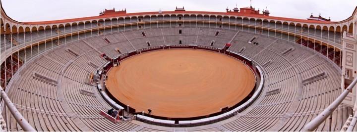 como llegar a la plaza de toros de las ventas madrid